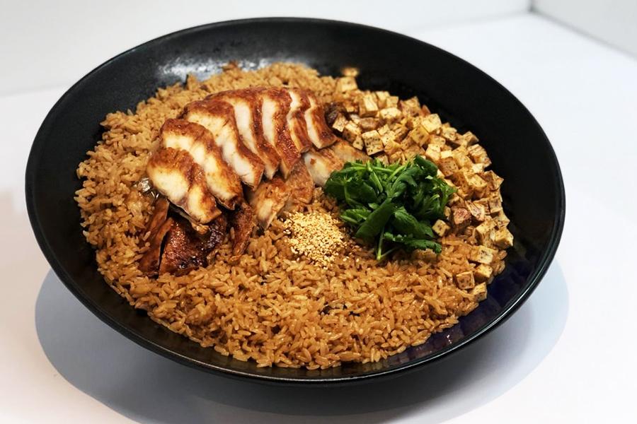 蒲燒寶石糯米飯