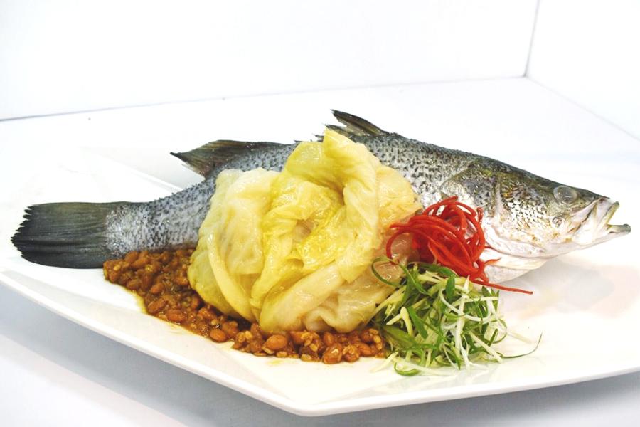 酸湯高麗蒸鮮魚